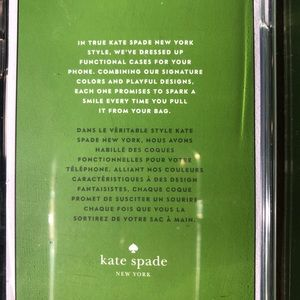 New Kate Spade iPhone Protective case